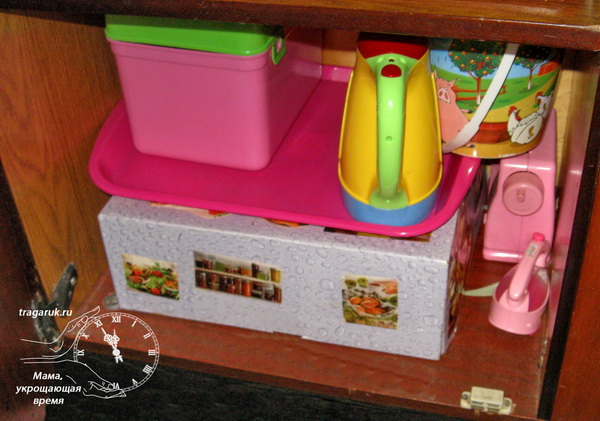детская кухня своими руками 2