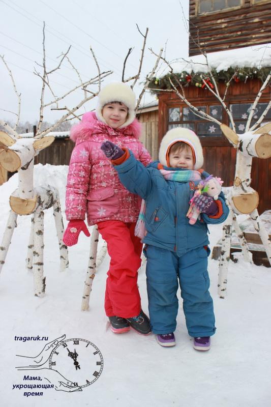 Чем можно заняться с детьми зимой